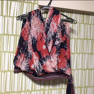 ダブルスタンダードクロージング(DOUBLE STANDARD CLOTHING)のAMERICANA サーマル プルオーバー(カットソー(半袖/袖なし))