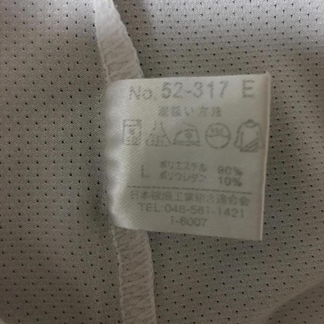 しまむら(シマムラ)のメンズ 半袖インナー 3枚セット L メンズのアンダーウェア(その他)の商品写真