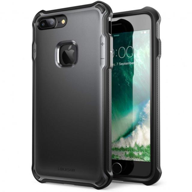 iphone xr ケース スタンド 付き - i-Blason iPhone7 Plus ケース 衝撃吸収 アイフォンカバー の通販 by mirei's shop|ラクマ