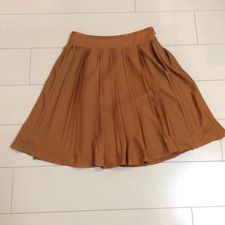 ニジュウサンク(23区)の23区♡シフォンスカート(ひざ丈スカート)