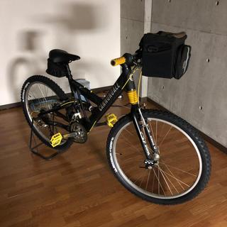 キャノンデール(Cannondale)のキャノンデール マウンテンバイク 値引きしました。これキメの方 更に交渉有り(自転車本体)