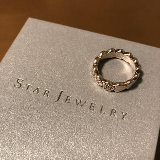 スタージュエリー(STAR JEWELRY)のスタージュエリー リング(リング(指輪))