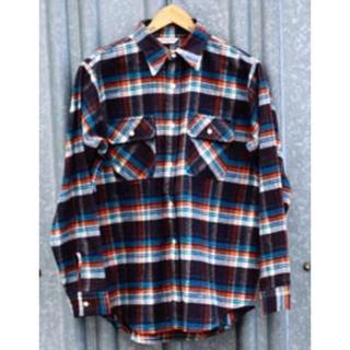 バルデセブンティセブン(Varde77)のvarde77 チェックシャツ ネルシャツ(シャツ)