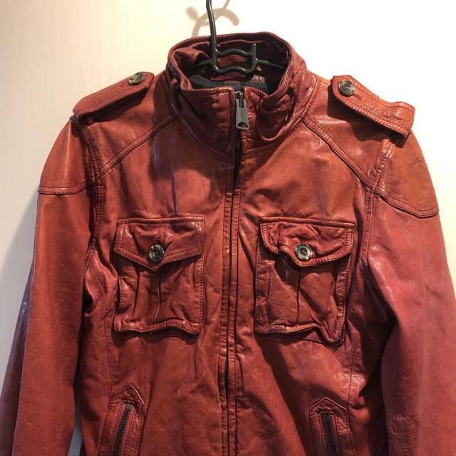 BUFFALO BOBS(バッファローボブス)の¥40950 Buffalo Bobs 匠レザー CLASSIC メンズのジャケット/アウター(レザージャケット)の商品写真