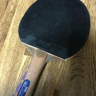 ティーエスピー(TSP)の卓球ラケット ウォルナットカーボン TSP(卓球)