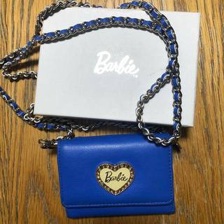 バービー(Barbie)のバービーミニ財布。チェーンつき!(財布)