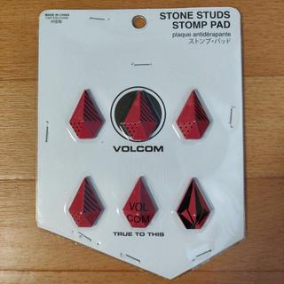 volcom - 【新品】VOLCOM デッキパッド スタッズ スノボ 赤