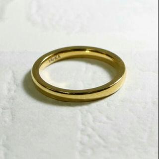 ビューティアンドユースユナイテッドアローズ(BEAUTY&YOUTH UNITED ARROWS)のYArKA ヤーカ ステンレスシンプル 2ミリリング(リング(指輪))