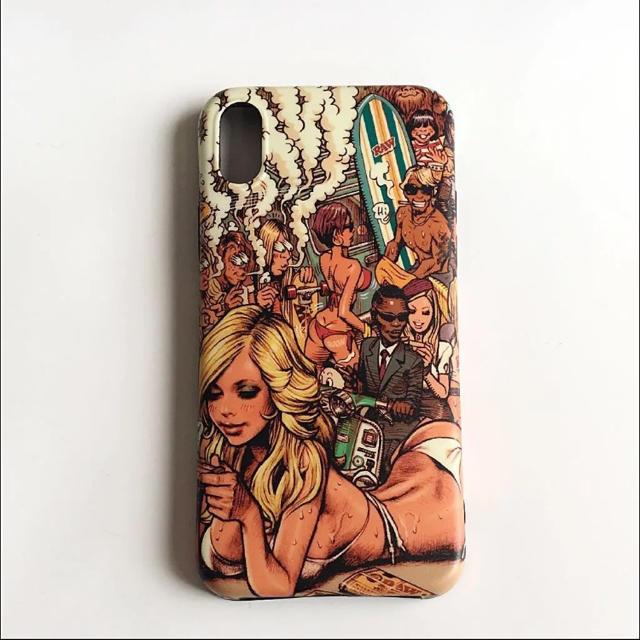 新品 RAW iPhoneカバー ロッキンジェリービーン iPhone X XSの通販 by SMK's shop  |ラクマ