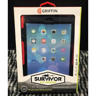 グリフィン(GRIFFIN)の新品‼︎GRIFFIN SURVIVOR サバイバー ipadmini3 ケース(iPadケース)