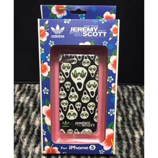 アディダス(adidas)のadidas JEREMY SCOTT iPhone 5 ハード ケース(iPhoneケース)