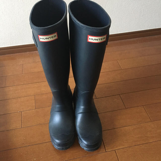 ハンター(HUNTER)のhunter 長靴(レインブーツ/長靴)