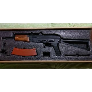シーマ(CYMA)のCM035  AKS74U 電動ガン 上級者向け(電動ガン)