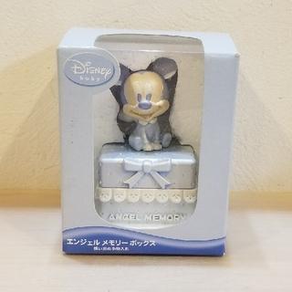 ディズニー(Disney)のミッキー ディズニー BOX (メモリアル ボックス) 記念 誕生(その他)