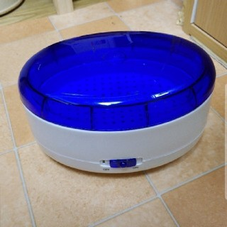 最終値下げ😄水で洗うから安心、USB超音波洗浄機