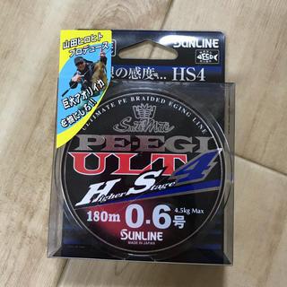 サンライン PE0.6号(釣り糸/ライン)