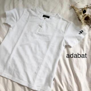 アダバット(adabat)のTシャツ adabt(Tシャツ(半袖/袖なし))