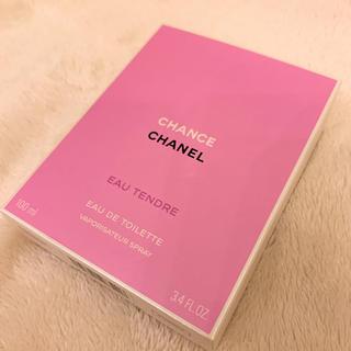 シャネル(CHANEL)の【SALE】新品 CHANEL チャンス トワレット*100ml(香水(女性用))