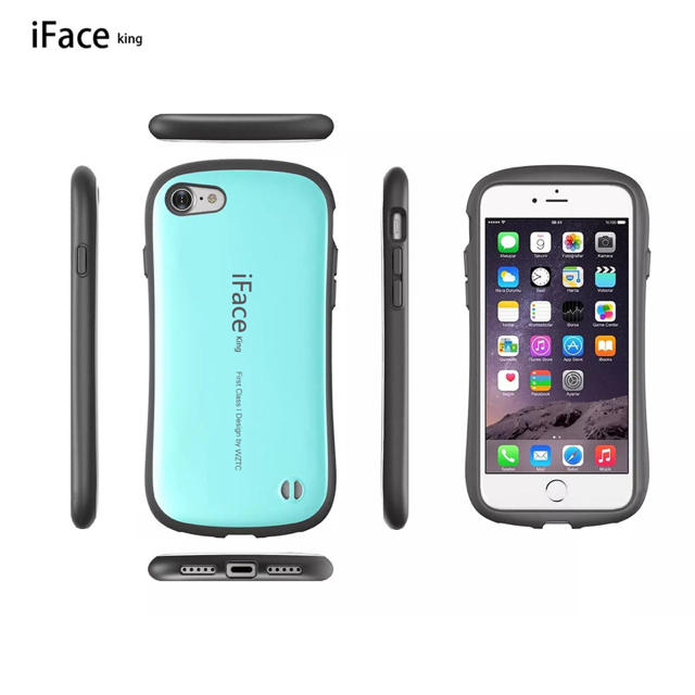 iphonカバー | iFace iPhone7/8 スマホケース 新品の通販 by k.a's shop|ラクマ