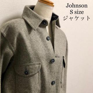 ジョンソン(Johnson's)のUSA製 新品 未使用 Johnson Woolen Mills ジャケット(その他)