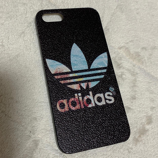 adidas(アディダス)のiPhone5ケース スマホ/家電/カメラのスマホアクセサリー(iPhoneケース)の商品写真