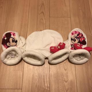ディズニー(Disney)のミッキーミニー カップル手袋(手袋)