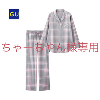 ジーユー(GU)のGU フランネルパジャマ(パジャマ)