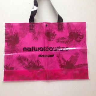 ナチュラルクチュール(natural couture)のナイスグラップ☆ショッパー(ショップ袋)