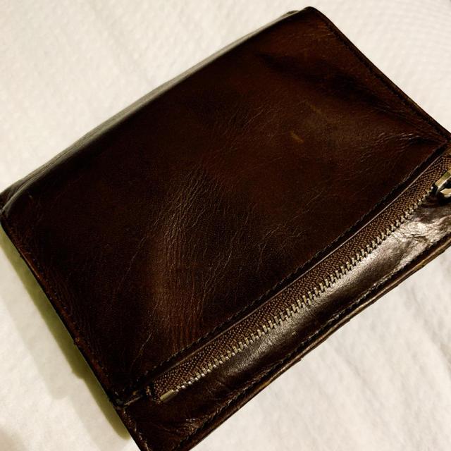 0eb0bf806b42 Maison Martin Margiela(マルタンマルジェラ)のメゾン マルジェラ 二つ折り財布 メンズのファッション