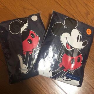 ディズニー(Disney)のディズニー✩︎カッパ S&Mセット(レインコート)