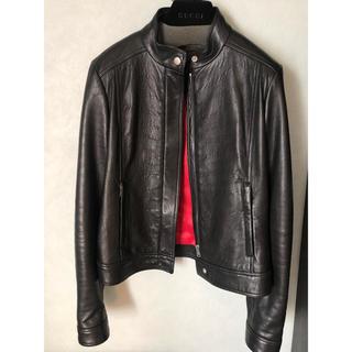 1cb2f6dfa158 グッチ ライダースジャケット(メンズ)の通販 18点 | Gucciのメンズを買う ...