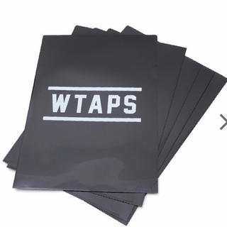 WTAPS×THE CONVENI クリアファイル 5枚セット