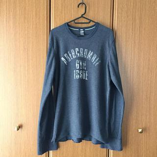アバクロンビーアンドフィッチ(Abercrombie&Fitch)のABERCROMBIE GYM ISSUE MUSCLE サーマルシャツ ロンT(Tシャツ/カットソー(七分/長袖))