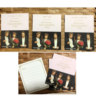 3代目メッセージカードSamantha Tiara