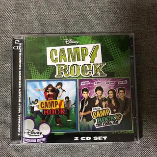 ディズニー(Disney)のキャンプロック サウンドトラック CD アルバム(映画音楽)