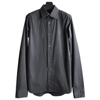 ジルサンダー(Jil Sander)の超格安 JIL SAMDER 2012-13aw コレクションコットンシャツ(シャツ)
