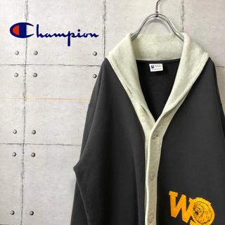 チャンピオン(Champion)の【激レア】 美品 リバースウィーブ チャンピオン カーディガン ビッグサイズ(カーディガン)