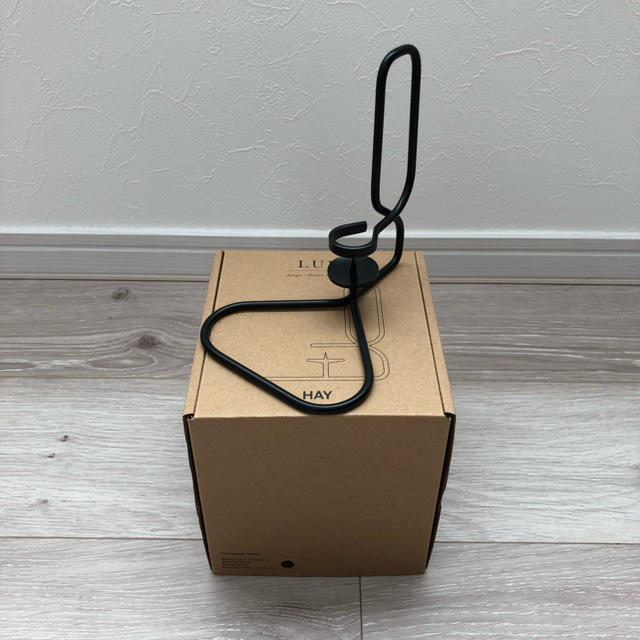 IKEA(イケア)のHAY キャンドルホルダー インテリア/住まい/日用品のインテリア小物(その他)の商品写真