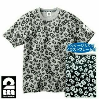 シマムラ(しまむら)の新品 2BRO. Tシャツ LLサイズ グレーカラー 送料無料 限定コラボ 即決(Tシャツ/カットソー(半袖/袖なし))