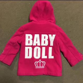 ベビードール(BABYDOLL)のbaby dollダッフルコート(コート)