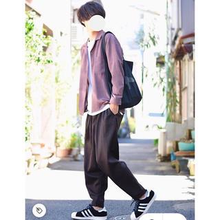 センスオブプレイスバイアーバンリサーチ(SENSE OF PLACE by URBAN RESEARCH)の【完売品】EMMA CLOTHES ブライトポプリンオープンカラーシャツ (シャツ)