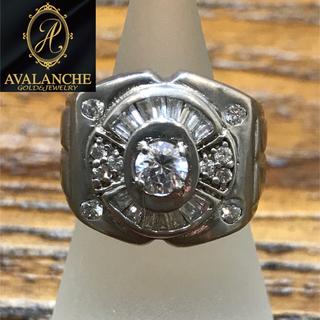 アヴァランチ(AVALANCHE)のシルバー リング 925 avalanche(リング(指輪))