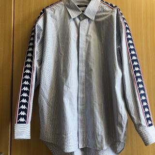 クリスチャンダダ(CHRISTIAN DADA)のクリスチャンダダ カッパ コラボシャツ(シャツ)