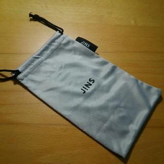 ジンズ(JINS)のJINS  布製 メガネ袋(その他)