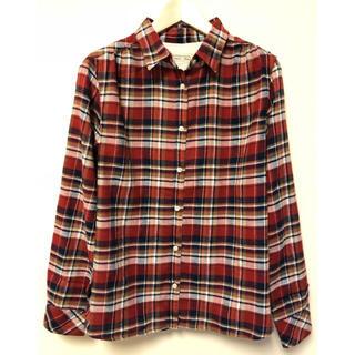 ハニーサックルローズ(HONEYSUCKLE ROSE)のチェックシャツ(シャツ/ブラウス(長袖/七分))
