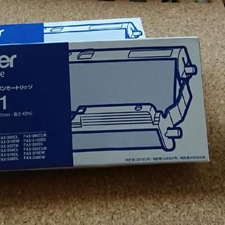 ブラザー(brother)のファックス用カートリッジ2個セット(その他 )