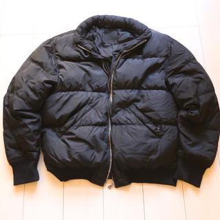 9f09f244e903 プラダ(PRADA)のプラダ ダウンジャケット PRADA 中古 海外サイズ Mサイズ ブラック(