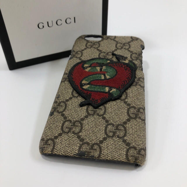 Gucci - 正規品 GUCCI iPhone6 iPhone6s ケース JR1-107の通販 by To shop|グッチならラクマ