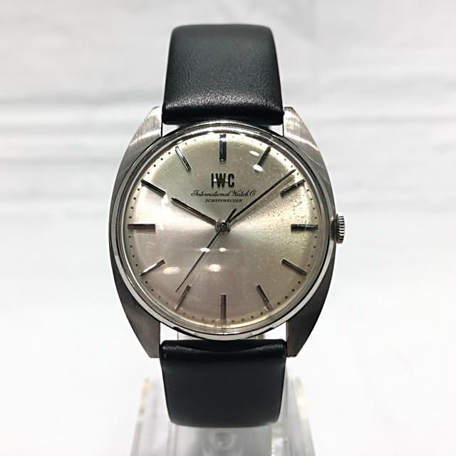 IWC - IWC オールドインター cal.402 手巻き 時計の通販