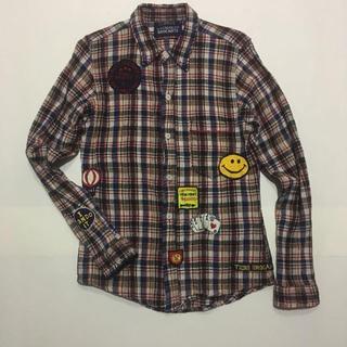 ティグルブロカンテ(TIGRE BROCANTE)のTigre brocante チェックシャツ ネルシャツ(シャツ)